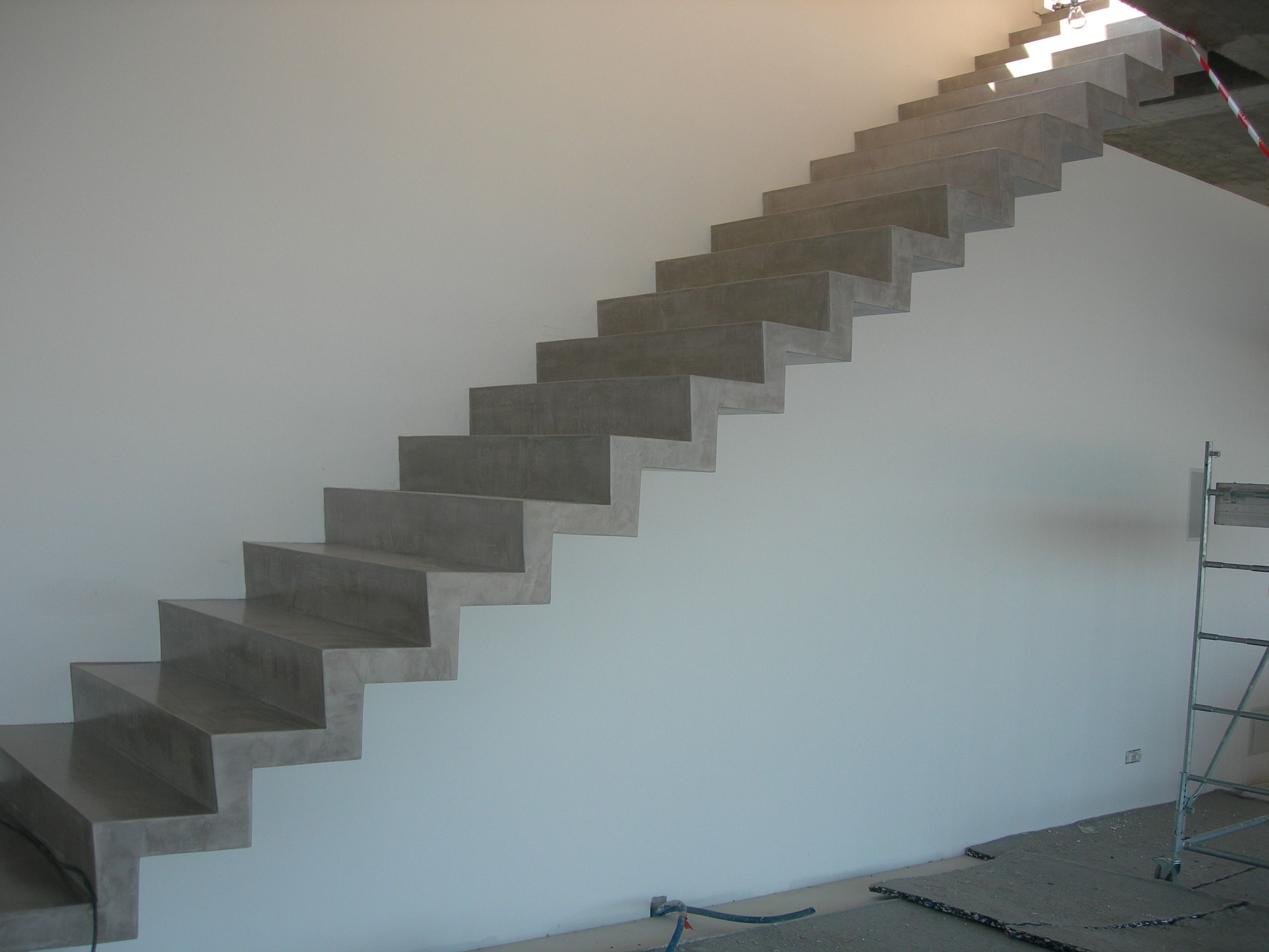 Cir gris clair2 - Beton cire decoratif ...